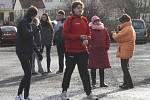 16. ročník silvestrovského běhu ve Velkých Hydčicích.