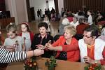Oslavy MDŽ v Dešenicích na Klatovsku.