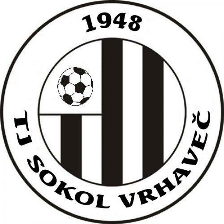 Logo TJ Sokol Vrhaveč.