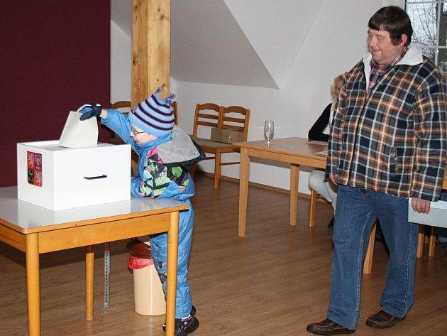 Volby v Hnačově