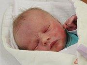 Matěj Frič z Klatov (3200 g, 50 cm) se narodil v klatovské porodnici 20. dubna ve 21.18 hodin. Rodiče Marika a Jan přivítali prvorozeného očekávaného syna na světě společně.