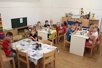 Nová třída bolešinské mateřské školy