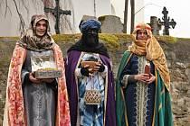 Tři králové ze Sušicka.
