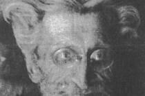 Poslední fotografický portrét Josefa Váchala, počátek května 1969