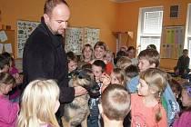 Vrhavečské děti se seznámily se životem šelem
