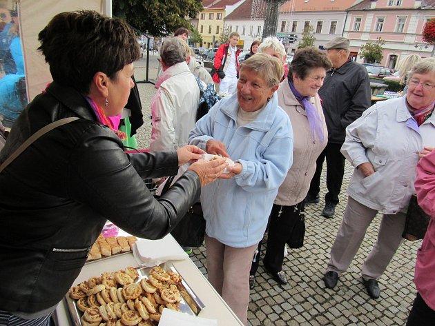 Den seniorů v Sušici.