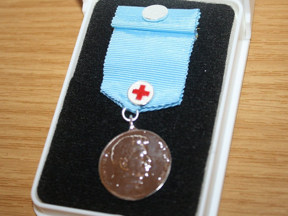 Ocenění dárců krve v Sušici a v Klatovech