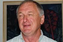 Starosta Pačejova Vladimír Smolík