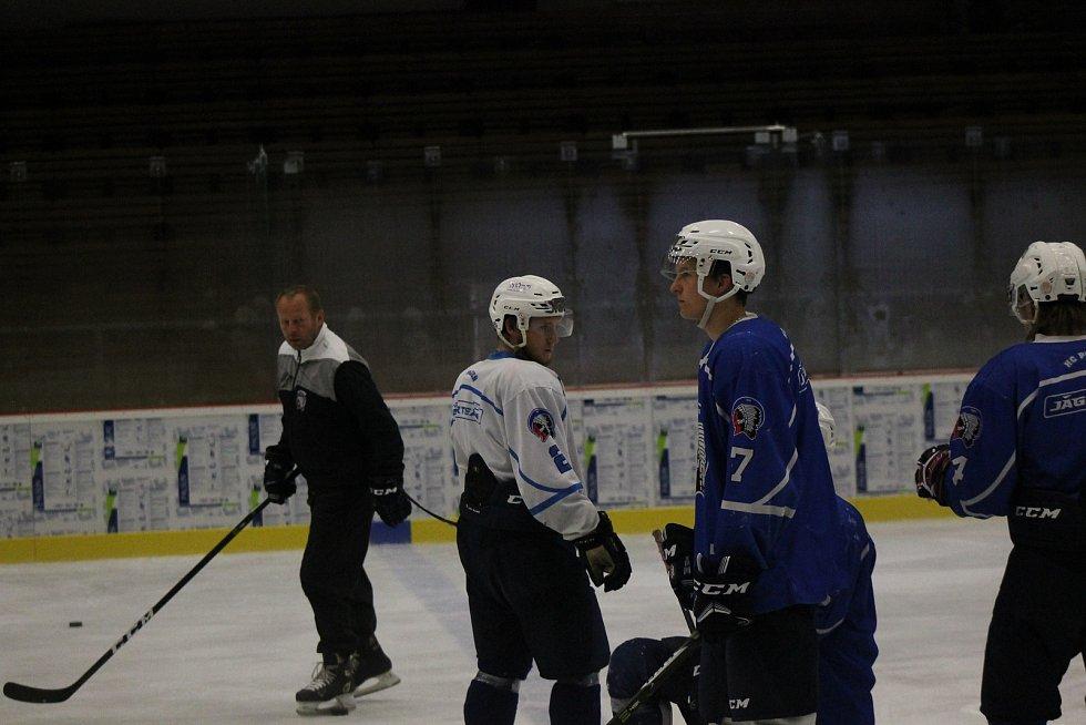 Soustředění hokejistů HC Klatovy