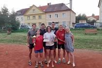 Antuka v trenýrkách vyhrála volejbalový turnaj v Domažlicích.