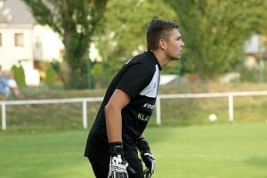 Tomáš Novák v akci.