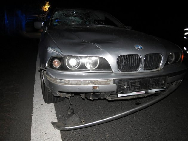 Smrtelná nehoda vPuchverku na Sušicku