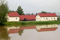 Švihov, Svrčovec, neděle 28. června ráno