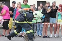 V Plánici hledali železného hasiče