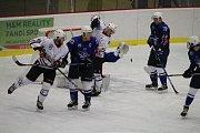Hokej Klatovy - Kolín