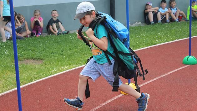 V Masarykově základníškole bylo v pátek připravené pro děti a jejich rodiče zábavné odpoledne – Den dětí.