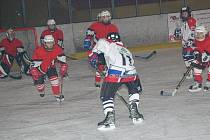 Mladší žáci HC Klatovy nestačili na Mariánské Lázně a prohráli 2:5.