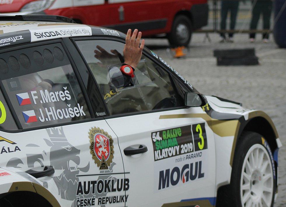 Rallye Šumava 2019.