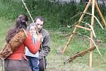 Oslavy 25 let Národního parku Šumava na Rokytě