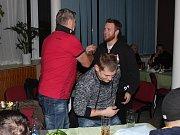 Slavnostní vyhlášení klatovské Kapitol ligy 2017 v malé kopané