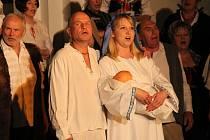 Vánoční koncert Svatoboru