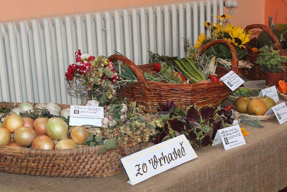 Zahrada Pošumaví v Klatovech.