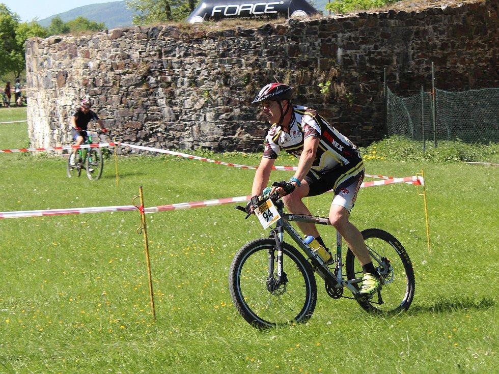 Závod MTB Okolo hradu Švihov