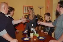 Hubneme s Deníkem - společná večeře