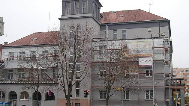 Budovu Policie ČR v Klatovech čeká kompletní zateplení