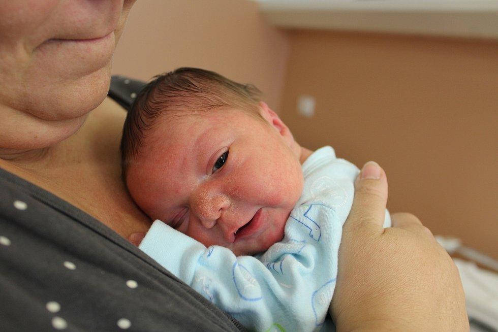 Anastázie Hájková zKlatov se narodila vklatovské porodnici 14. září ve 4:09 hodin (2980 g, 47 cm). Pohlaví svého prvorozeného miminka si nechali rodiče Karolina a Tomáš jako překvapení až na porodní sál.