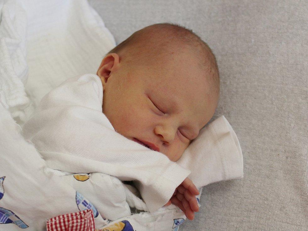 Isabela Chalupská ze Sušice se narodila v klatovské porodnici 14. ledna ve 12.30 hodin (3220 g, 49 cm). Rodiče Šárka a Vojtěch dopředu věděli, že jejich prvorozeným miminkem bude holčička.