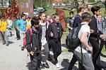 V Kolinci se sešly partnerské školy.