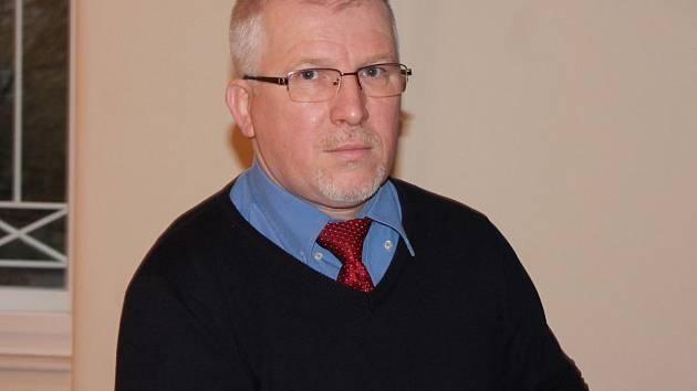 Jaroslav Komora u klatovského soudu.