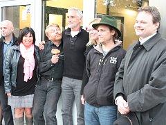 Otevření Sušického kulturního centra a kina v Sušici