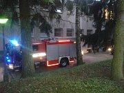 Klatovská nemocnice evakuovala pacienty, hořela matrace
