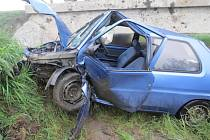 Nehoda u Bolešin.