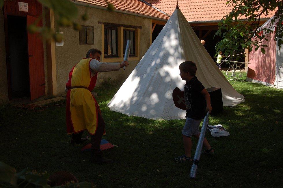 Dětský den v Chudenicích.