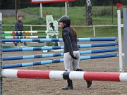 Jezdecké závody v Lubech - skoková soutěž Z.