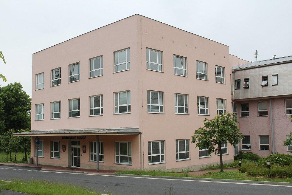 Nemocnice v Sušici.