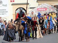 Svatováclavské oslavy v Klatovech