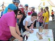Den proti úložišti v Olšanech.