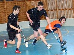 Florbalový turnaj Teplárna cup