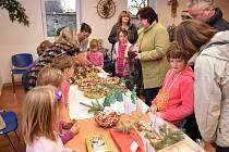 Vánoční školní jarmark v Pačejově