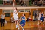 Český pohár žen v basketbale, 2. kolo: TJ Klatovy – BA Sparta Praha 46:66.