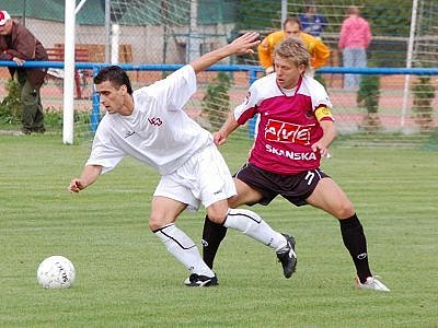 Pohár ČMFS Horažďovice - České Budějovice 0:1.