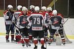 Krajská soutěž 2016/2017 - 1. finálový zápas: HC Bidlo Malá Víska (šedé dresy) - HC Pubec Plzeň 6:5