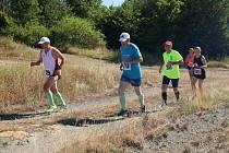 Letní běh v Dolanech vyhráli Urban s Forsterovou.