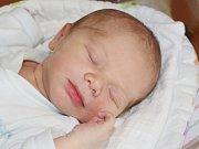 Matyáš Urbánek z Janovic nad Úhlavou (3480 g, 52 cm) se narodil v klatovské porodnici 8. března ve 12.11 hodin. Rodiče Zdenka a Luboš věděli, že Kristýnka (6) bude mít brášku.
