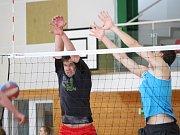 Volejbalový turnaj smíšených družstev Unileasing Open 2017 v Klatovech