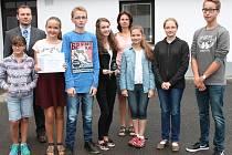 Zahájení školního roku a předávání ocenění v Kolinci.
